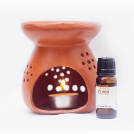 Cinnamon Oil Burner